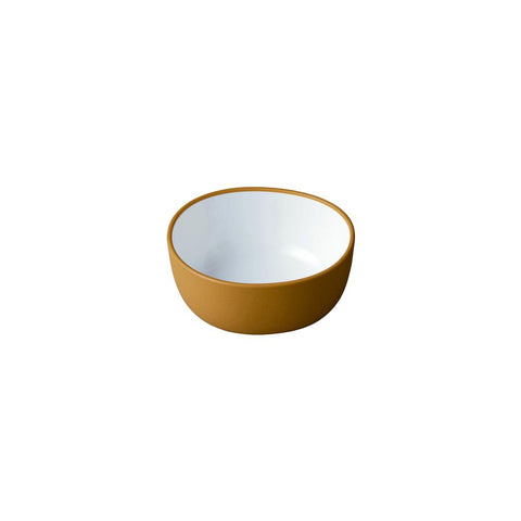 BONBO bowl 110x110mm yellow