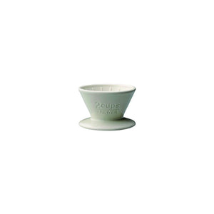 27629 - SCS Brewer 2 cups white