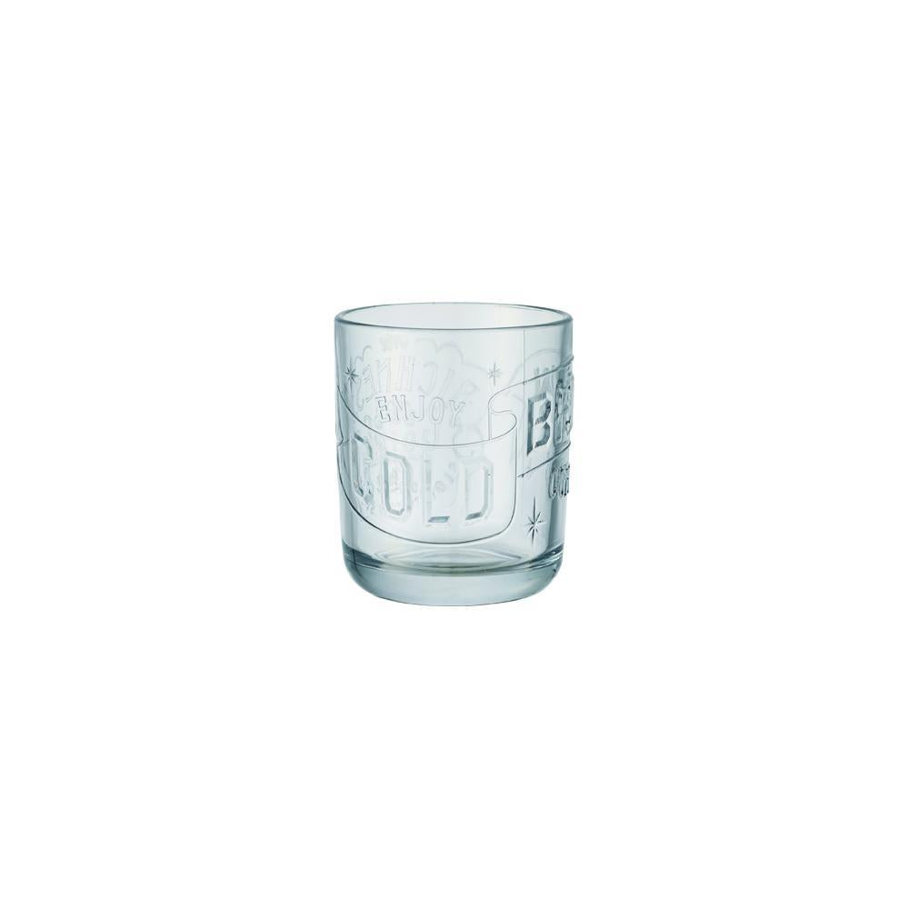 27720 - SCS cold brew coffee tumbler clear