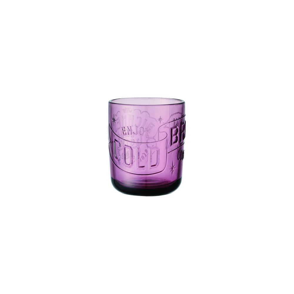 27722 - SCS cold brew coffee tumbler purple