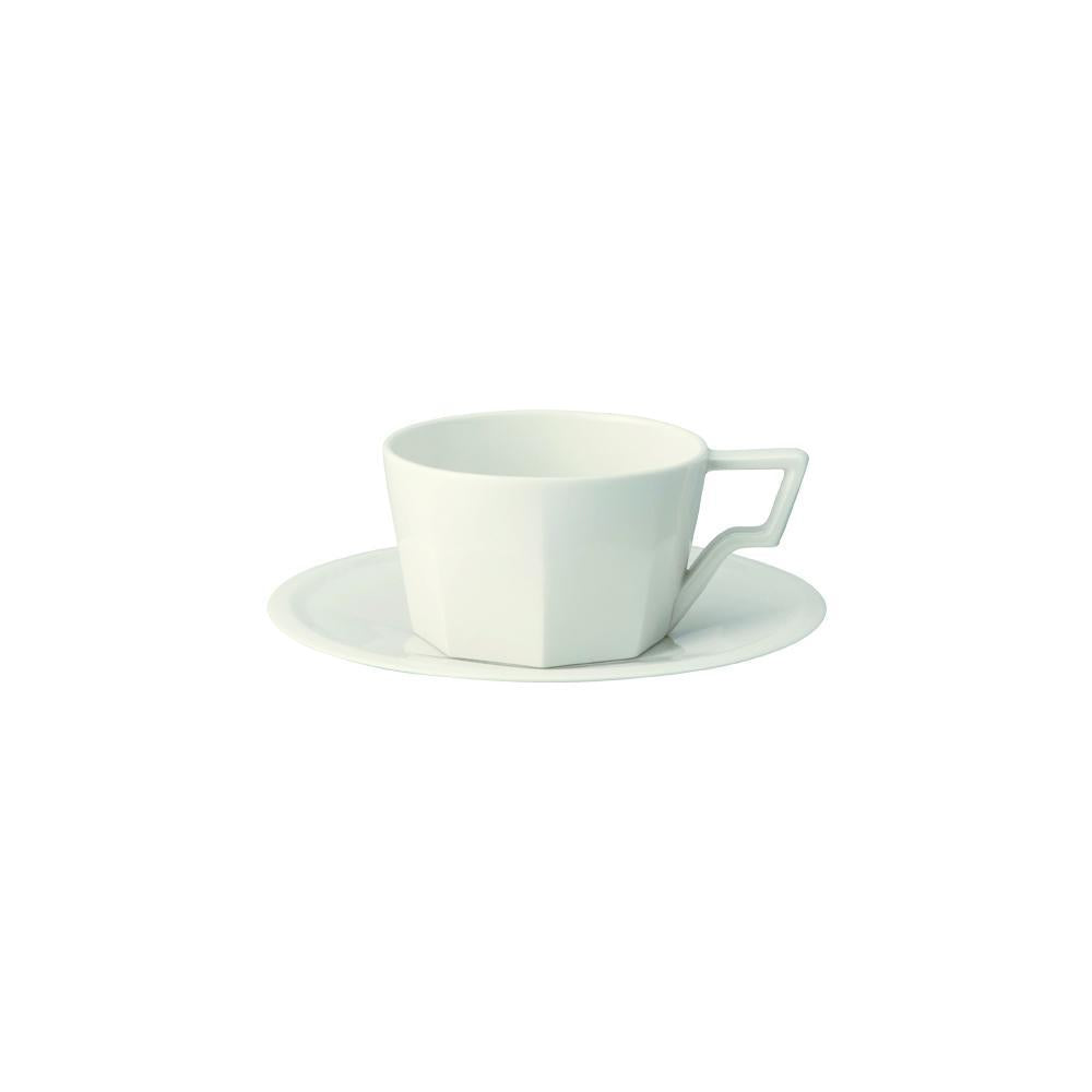 28884 - OCT cup & saucer 220ml white