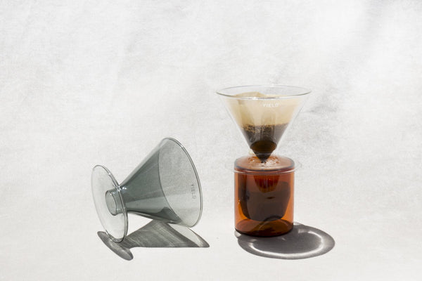 Double-wall Pour Over Coffee Maker