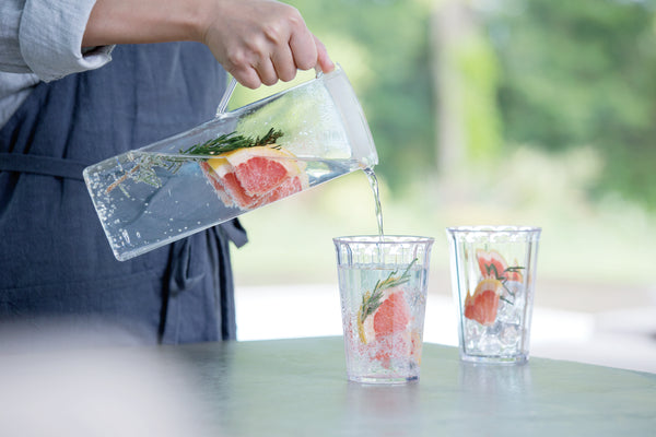 20734 - ALFRESCO tumbler 420ml clear
