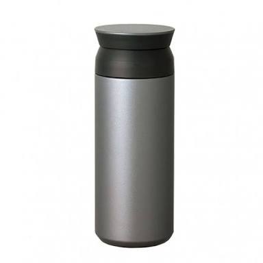 20938 - TRAVEL TUMBLER 350ml silver