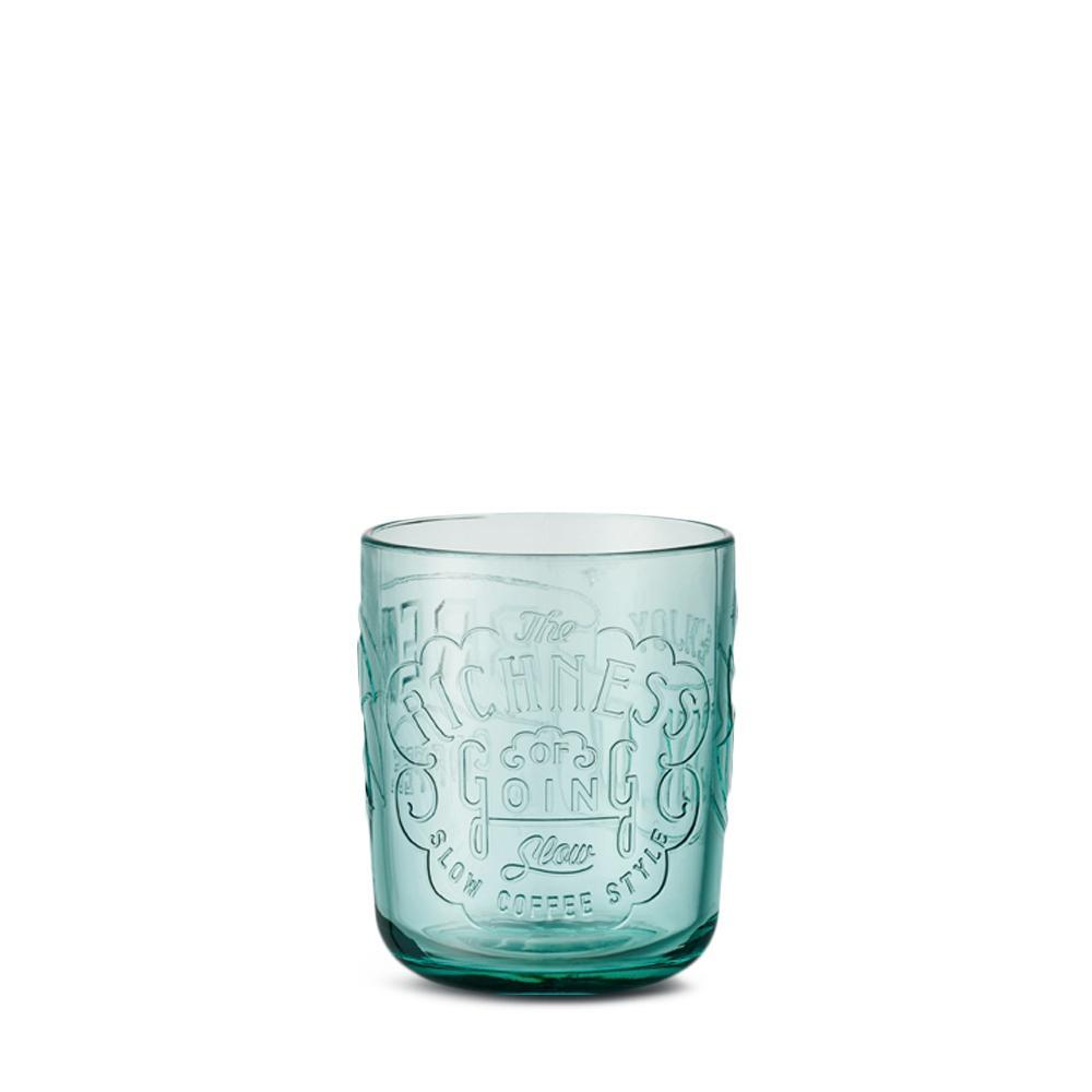 27723 - SCS cold brew coffee tumbler turquoise