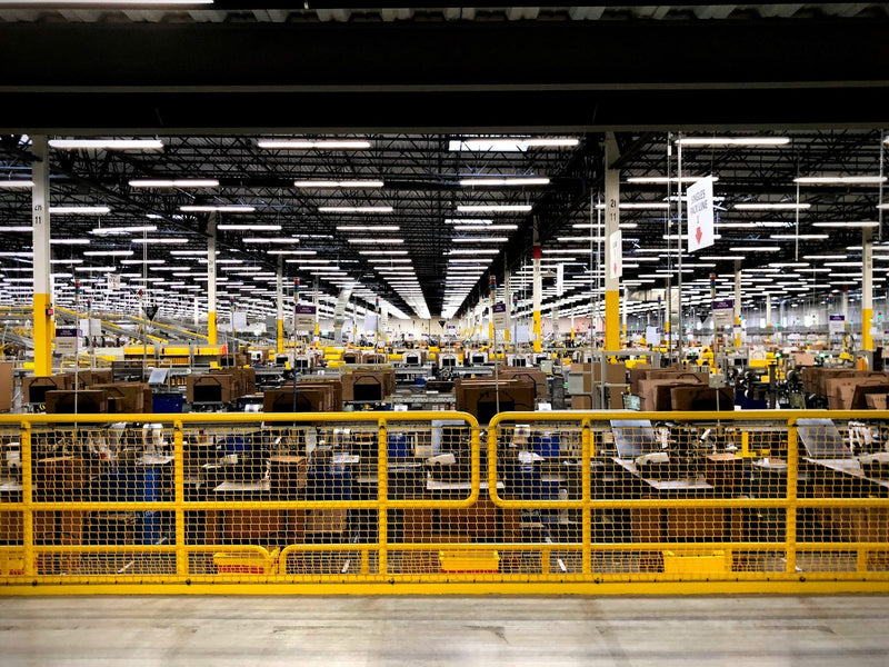 Amazon just told sellers that it had the 'largest one-year investment' in fulfillment infrastructure — but it's raising fees by just 3% next year