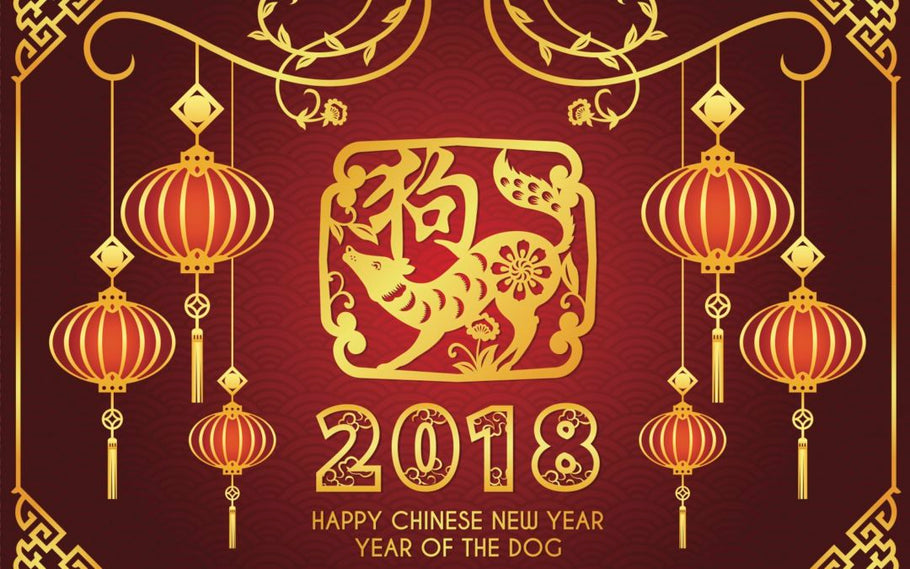 Business with China during Chinese New Year 2018