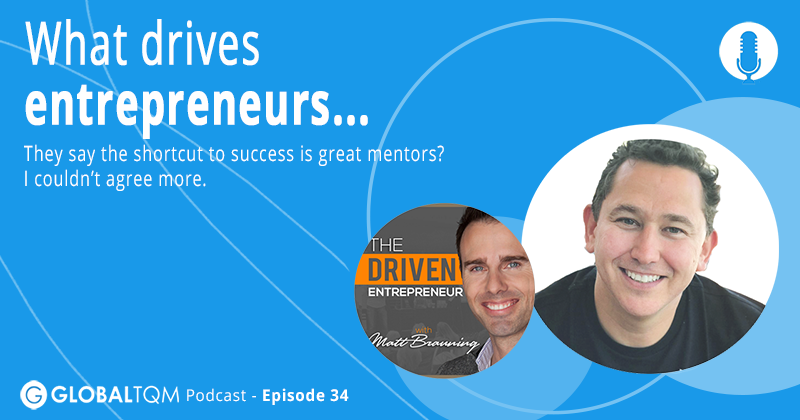 What drives entrepreneurs...[Podcast ep.034]