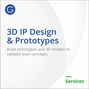 3D IP Design & Prototypes