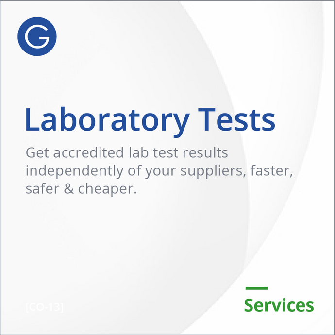 Regulatory and Compliance Testing