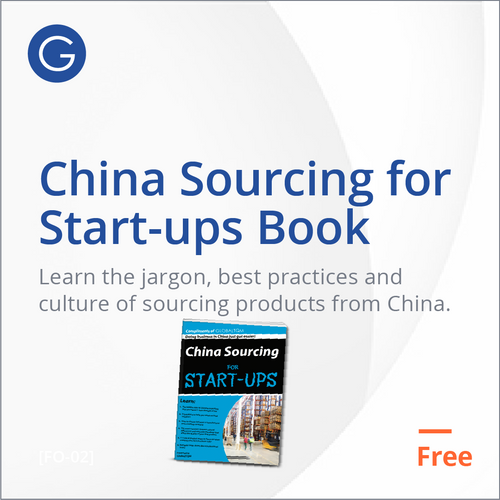 China Sourcing for Start-Ups Book