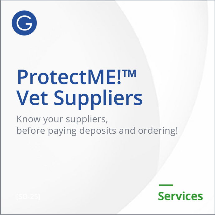 Verify Suppliers and Protect Payments in China
