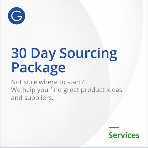 Source from China in 30 Days Package