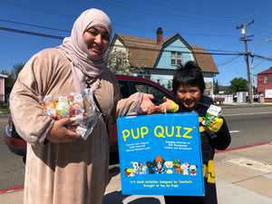 Pup Quiz - Math Kits for Elementary Students