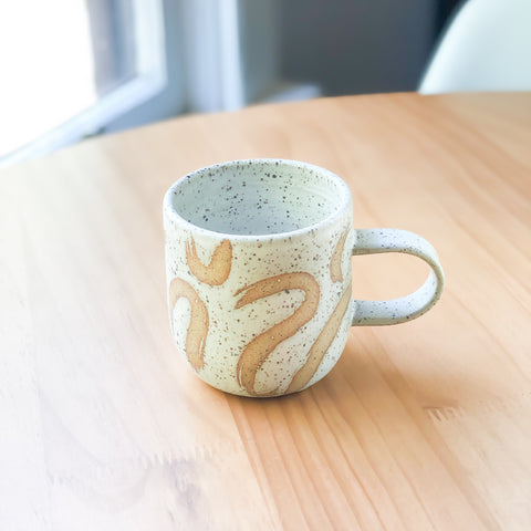 Everyday Mug // Brushy