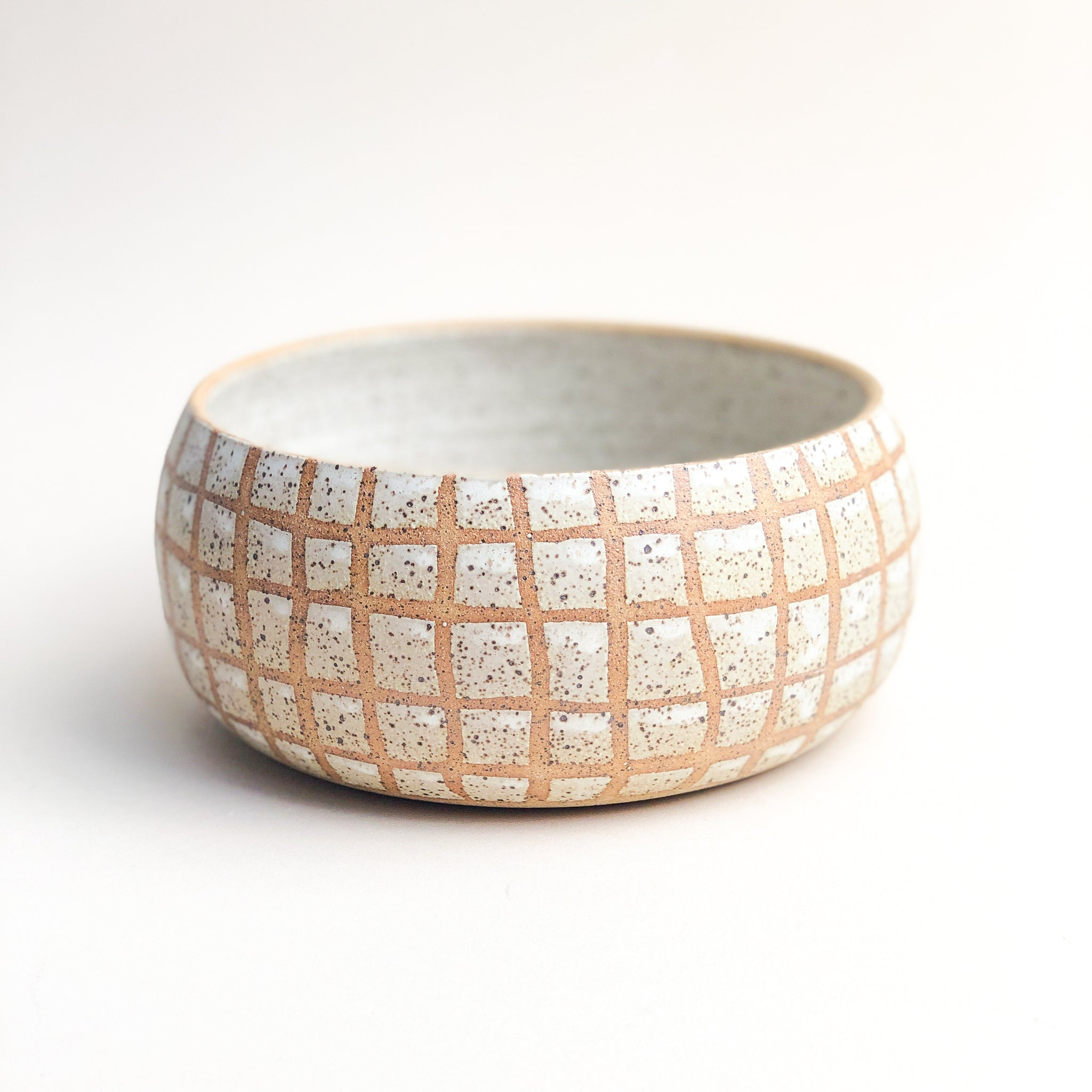 Serving Bowl // Woven
