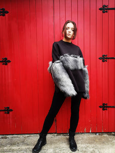 Teddy Faux Fur Jumper