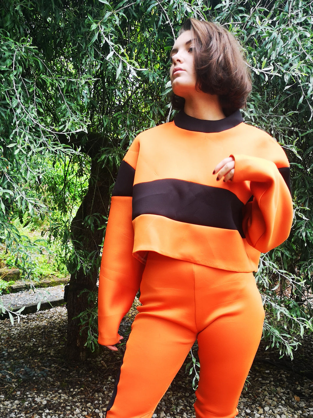 Ciara cropped jumper