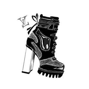 LV BOOT