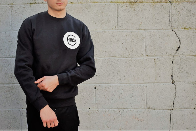 C.ROSE Unisex sweatshirt