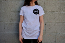C.ROSE White T-shirt