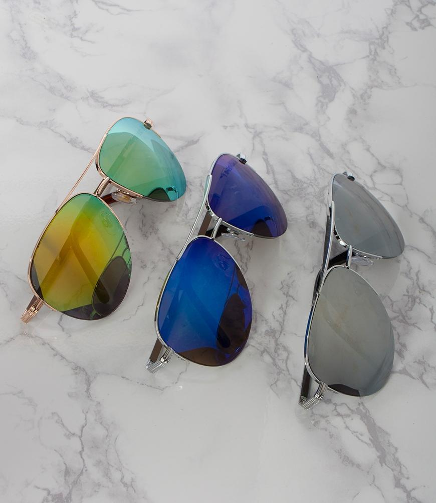 M1516RV - Aviator Sunglasses