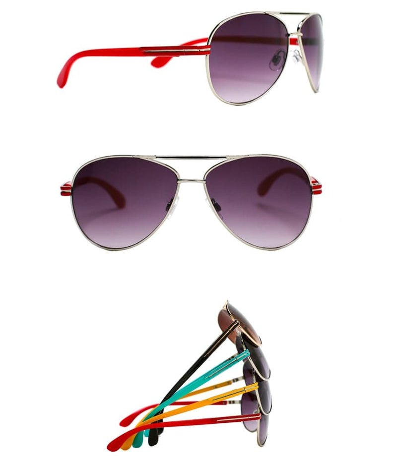 MP22845AP - Aviator Sunglasses