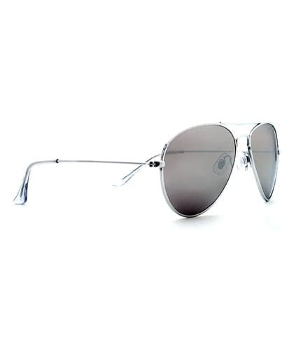 M6257MPMSIL - Aviator Sunglasses