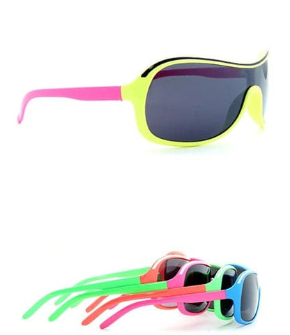 KP5080AP/2T - Children's Folding Sunglasses - Pack of 12