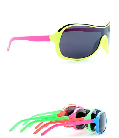 KP0020RV - Children's Sunglasses - Pack of 12