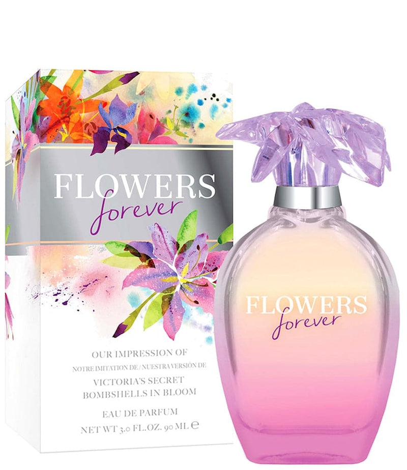 Flowers Forever Women - Pack of 4