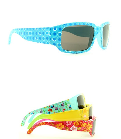 KP9060POL/DOT - Children's Sunglasses - Pack of 12