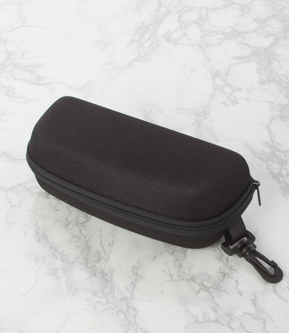 Hard Sunglass Zip Case - Pack of 12