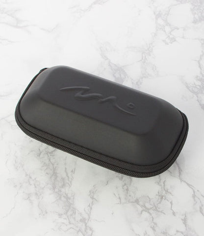 Black Hard Sunglass Zip Case - Pack of 12