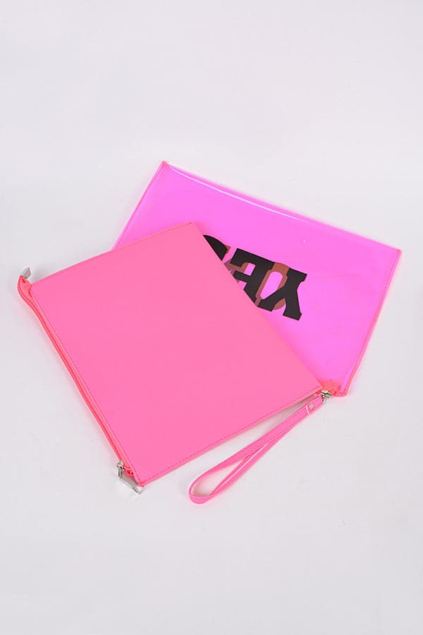 4455 Neon Pink -  Pack of 3