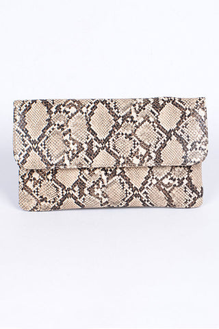 Statement Cosmetic Bag