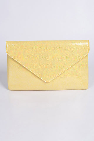Mini Crossbody Leather Bag Mustard