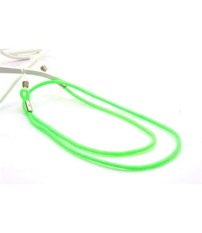 NEON YELLOW STRINGS - Pack of 12