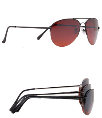 M16080MSG/SP - Aviator Sunglasses