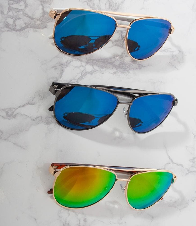 MP00440RV - Aviator Sunglasses