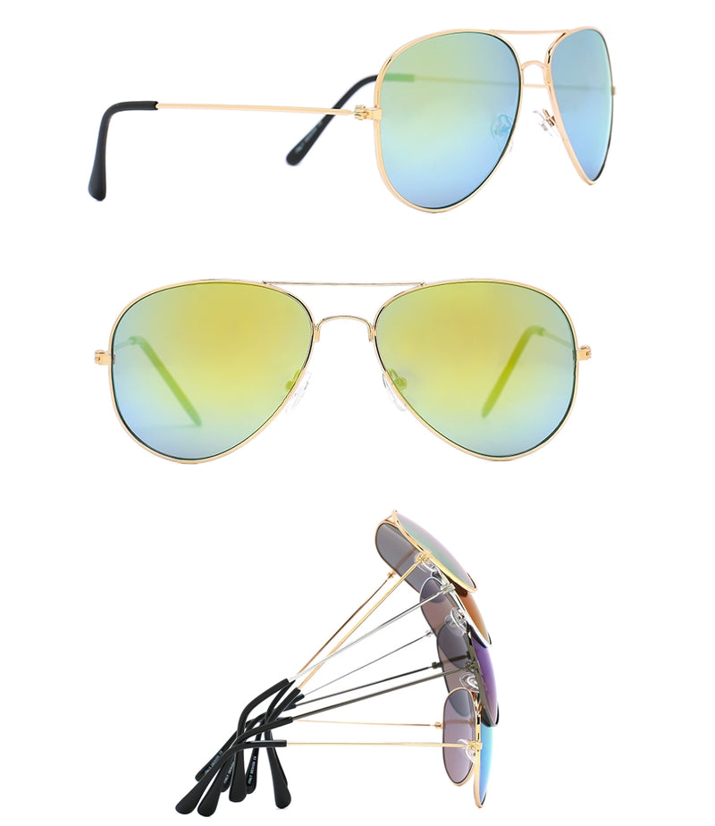 M6804RV - Aviator Sunglasses