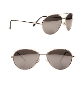 M16076PM/SIL/SP - Aviator Sunglasses