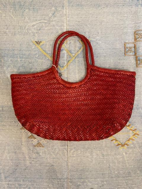 Dragon Diffusion Nantucket Bag - Red