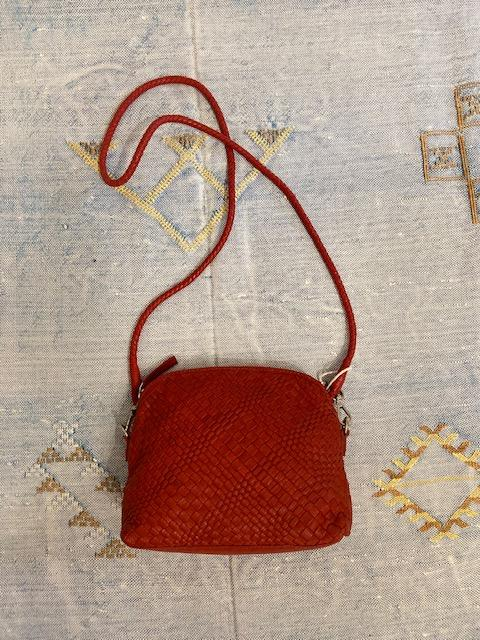 Dragon Diffusion Fellini Pochette - Red