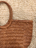 Dragon Nantucket Basket Small - Tan