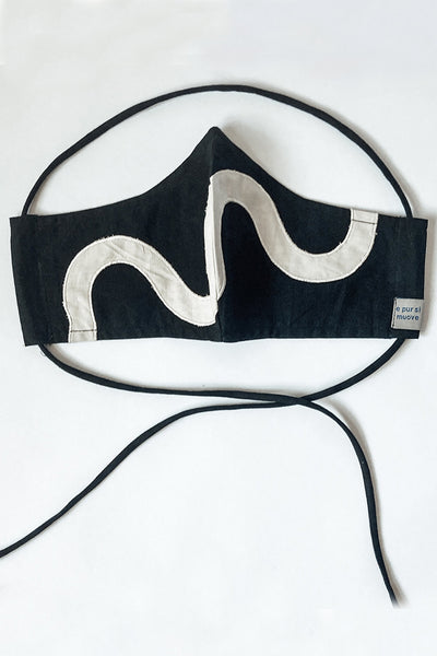 Haptic Lab Snake Path Mask - Medium