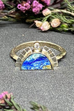 Young In The Mountains Azurite Rising Sol Ring