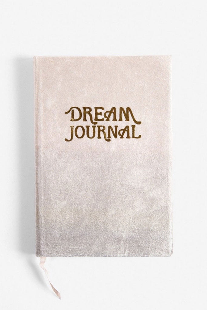 Velvet Dream Journal - Blush