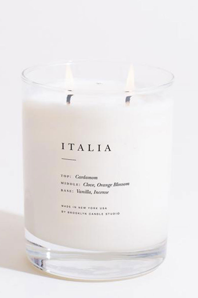 Brooklyn Candle Studio - Italia Escapist Candle