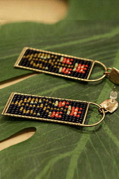 Alchemilla Tapestry Earrings